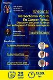 Nefrectomía parcial en cáncer renal: Discusión de Casos Clínicos con enfoque en Técnicas quirúrgicas