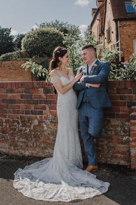 Mr & Mrs Grace