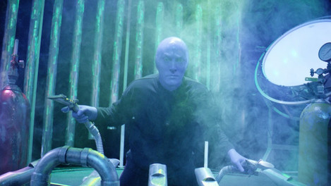 Blue Man Group Commercial