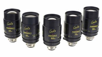 Cooke Anamorphic Lens Set