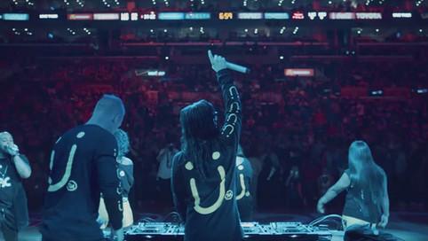 "Skrillex & Diplo ""Jack U"""
