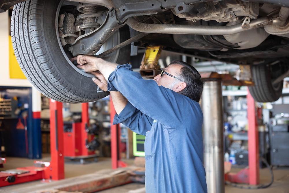 Flat tire repair in Plattsburgh, NY