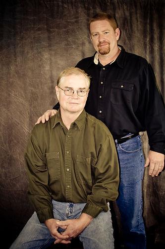 Milton Lee & Mike Hickman