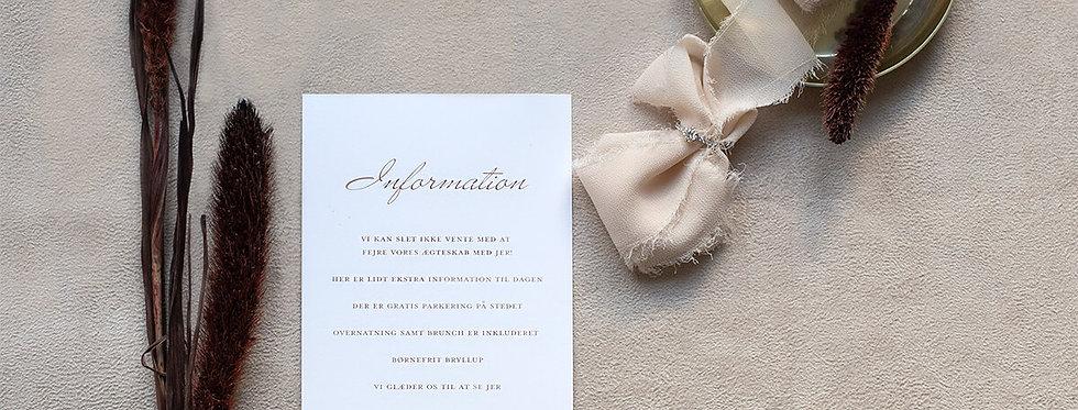 Informationskort