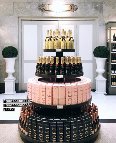 Moet LCBO Pop-Up