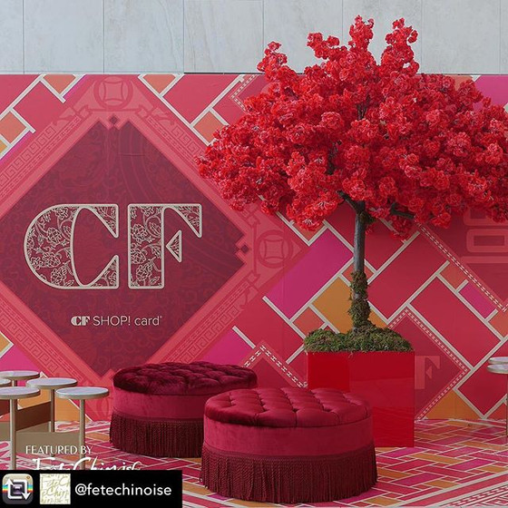 CF Fete Chinoise Popup
