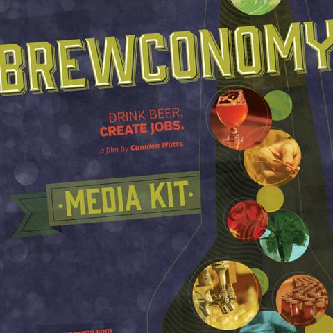 """""""Brewconomy"""" Media Kit"""