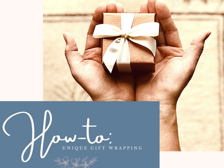 Make Gift-Wrapping Personal This Year