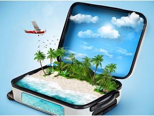 """""""ik ga op reis en ik neem mee""""..."""