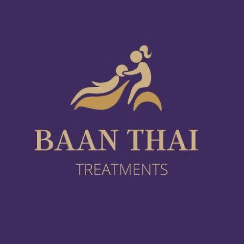 1.5 hrs Tradtional Thai massage