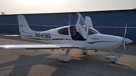 Southeastern Minnesota Flying Club's Cirrus SR22 N645BD