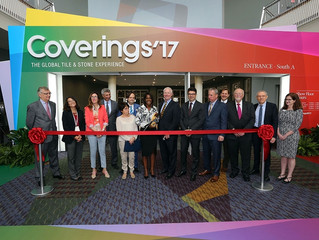 Coverings 2017 in Orlando