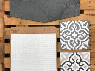 Cement tiles in Orlando