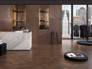 METALINE porcelain tile by Italgraniti in Orlando, Florida