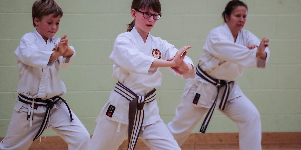 S.S.K.A. Kata Competition