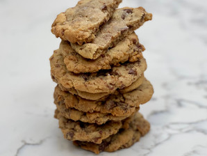 YBD Sea Salt Chocolate Chip Cookies