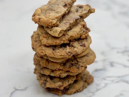 Leftover Cookies
