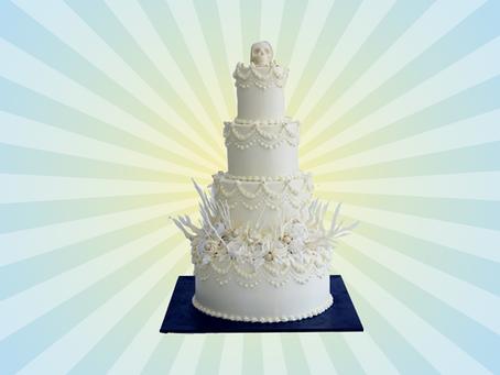 YBD Vanilla Meringue Cake