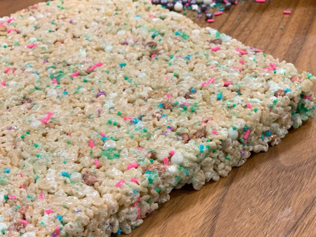 Classic Rice Cereal Treats