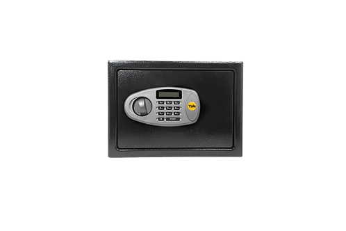 YSS/250/DB2 Home Security Safe with Pincode Access- Black