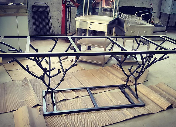Tree Dining table base