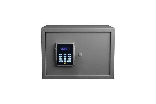 YSPC-250 Cosmos Series Home Safe, Size- Medium, Digital-Pin Access,Color- Grey