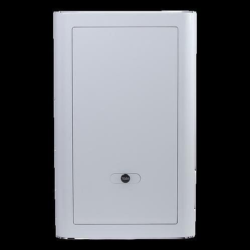 Classic Fingerprint Safe Locker 580/W1 - White, Multi Bolt Locking