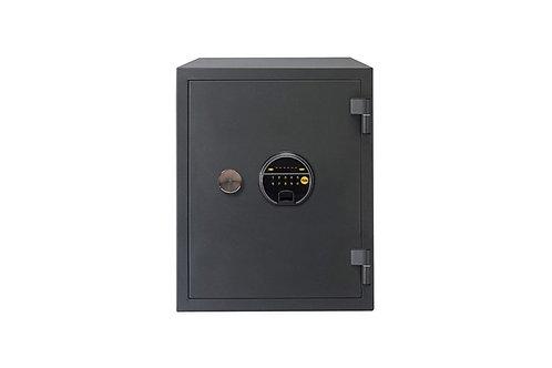 YFF/420/FG2 Biometric Safe, 60 Min Fire Resistance, Black, 25 Litre