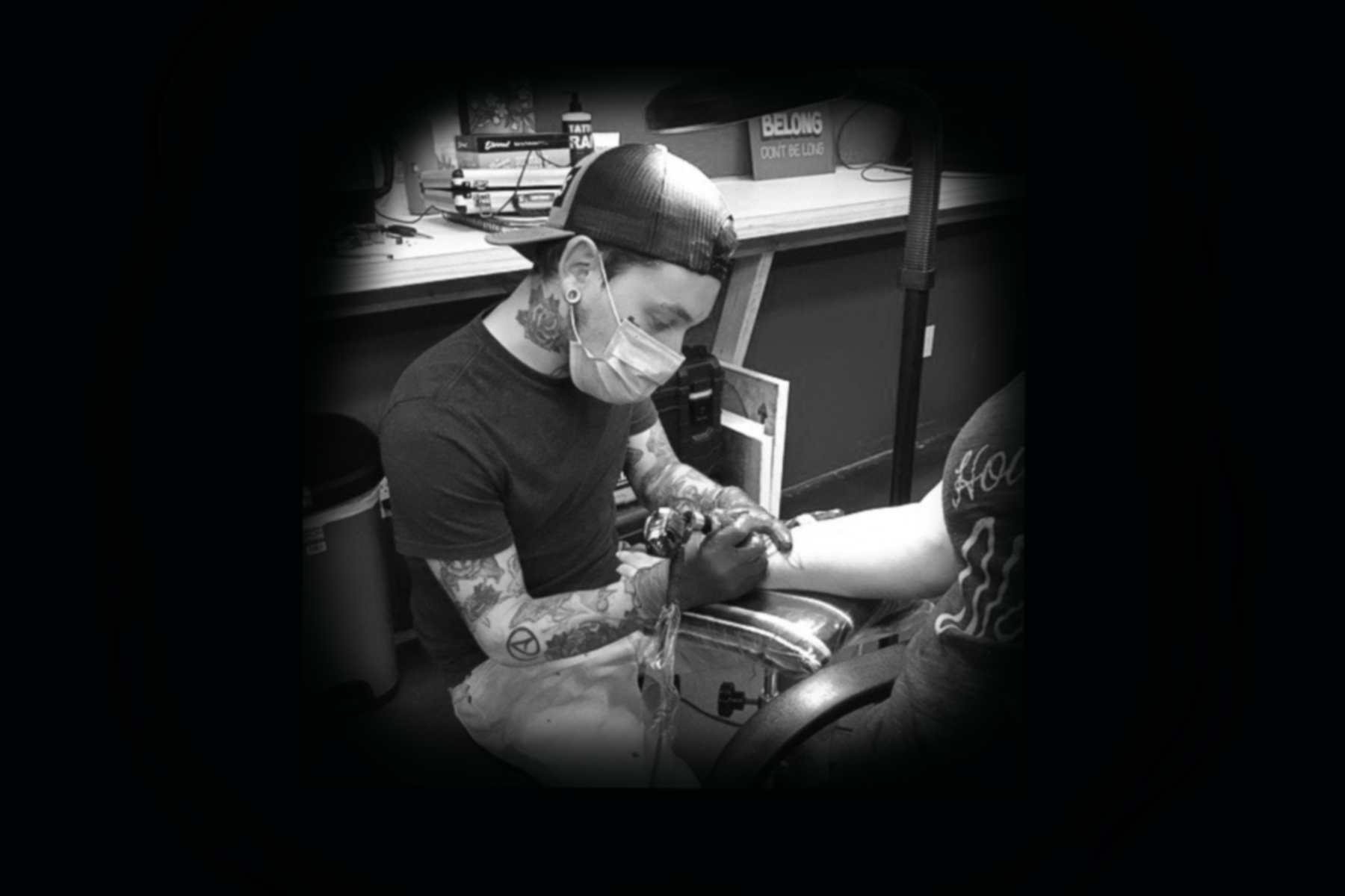 TATTOOING BY JIMMEH