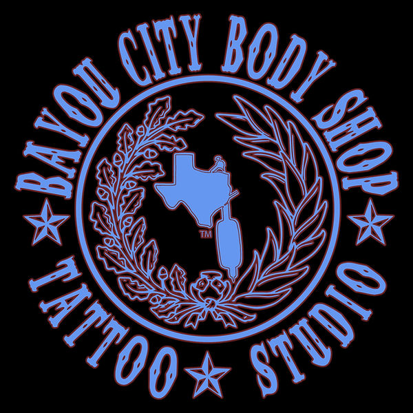 Bayou City Tattoos on Highway 6 N.