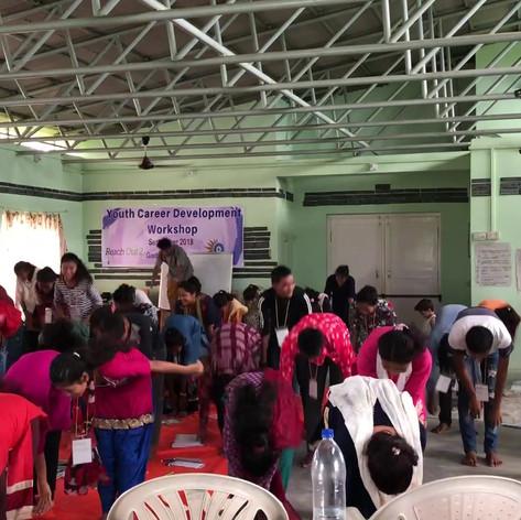 Youth Career Workshop