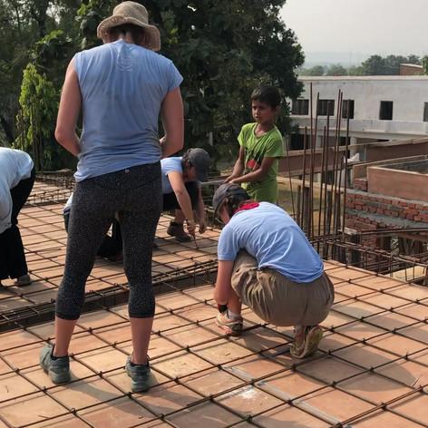 Building class rooms- 2018 Nov