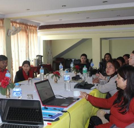 Anual Staff Meeting 2018