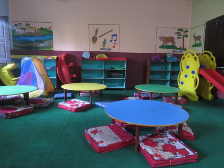 A better Class Room for Play Group