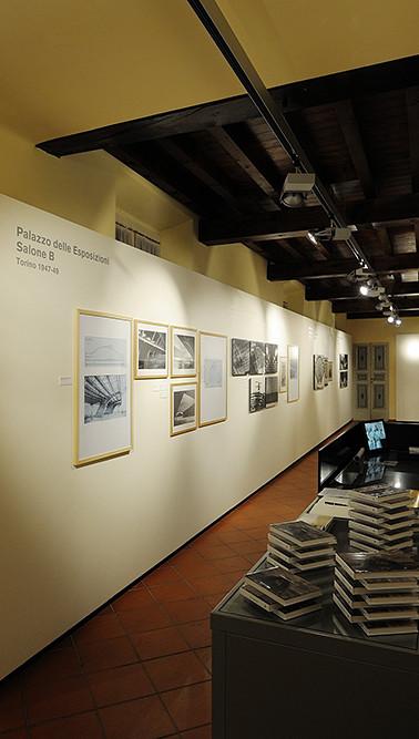PIERLUIGI NERVI - L'architettura molecolare / Galleria Carifano, Palazzo Corbelli, Fano, 23/11/2011.