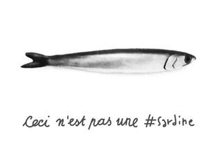 Ceci n'est pas une #sardine