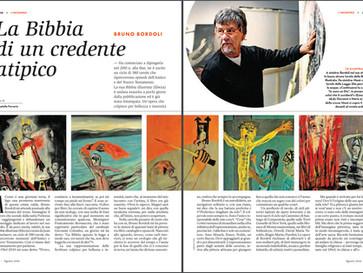 Bruno Bordoli _ ritratto per Jesus
