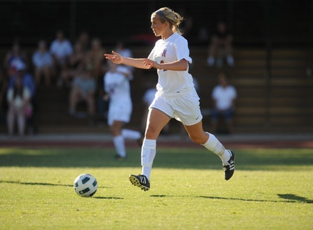 Interview with former college soccer player, Megan O'Keefe
