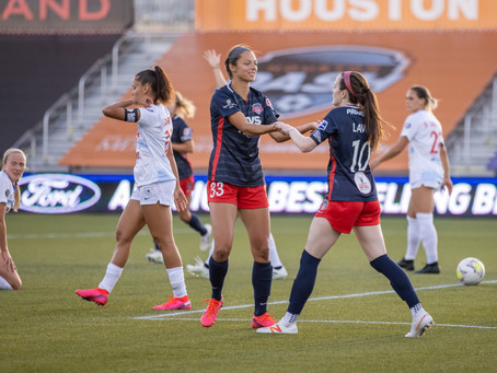 Spirit show promise in 2-1 win over Chicago