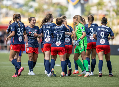 Spirit fall to Sky Blue in penalty kicks
