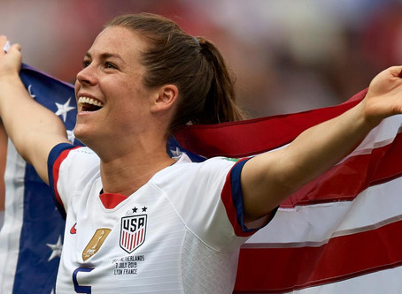 Reports: Kelley O'Hara to be traded to the Spirit