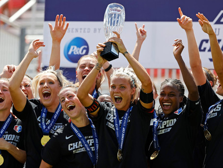 """""""This circle will not break"""", Houston Dash secure first Championship in pro sports' COVID-19 era"""