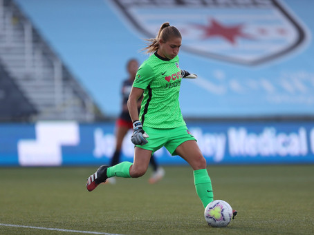Spirit secure a point in dramatic 1-1 draw