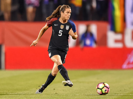 USWNT star Kelley O'Hara acquired by the Spirit