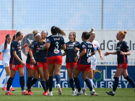 Spirit push past the Dash in 1-0 victory