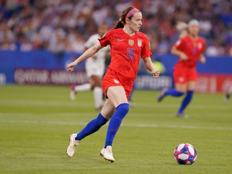 Player Profile: Rose Lavelle