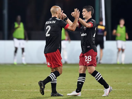 DC United look for redemption as regular season approaches