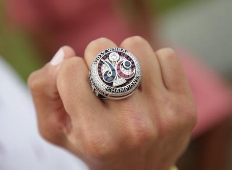 Mystics unveil 2019 Championship Ring
