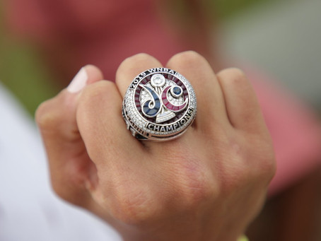 Mystics unveil 2019 Championship Ring