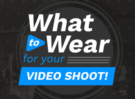 What to Wear to Your Video Shoot     Video Production in Atlanta, GA